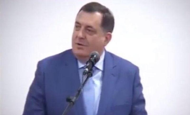Dodik prepričao razgovor sa ambasadorom SAD i nasmijao javnost (VIDEO)