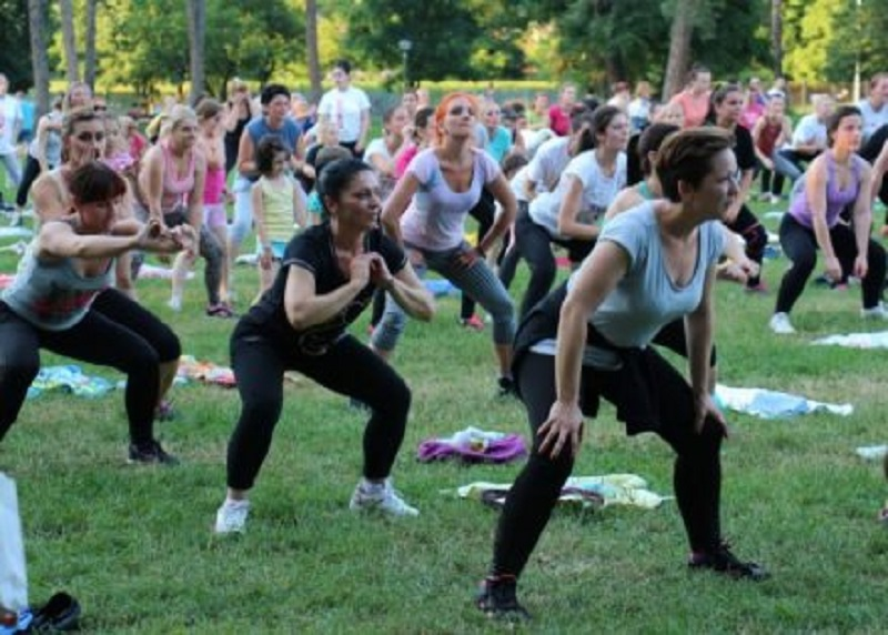 Banjalučanke pozvane na besplatan fitnes na otvorenom