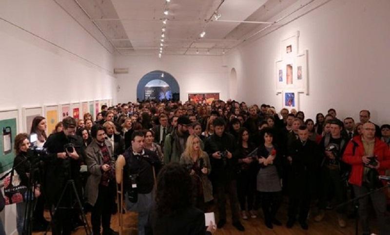 """""""New Religion"""" najposjećenija izložba u istoriji Muzeja savremene umjetnosti RS"""