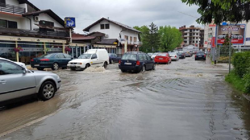 Poplavljen Lauš