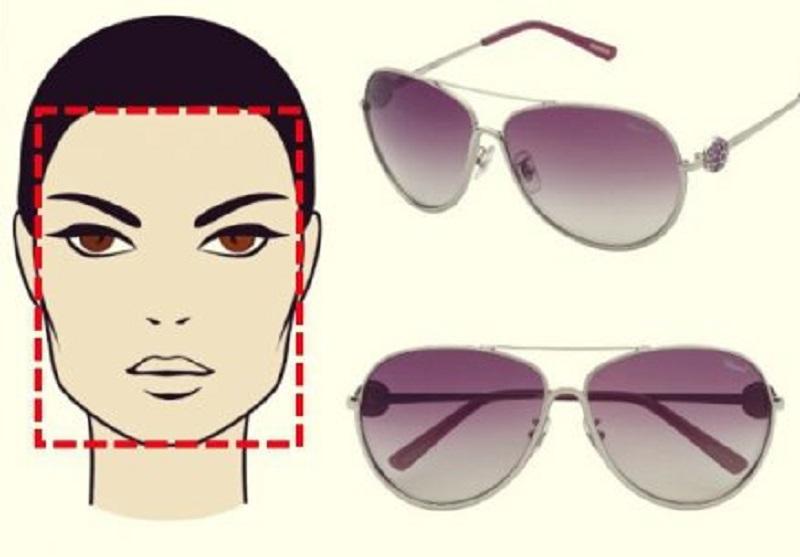 Kako da odaberete sunčane naočari na osnovu oblika vašeg lica