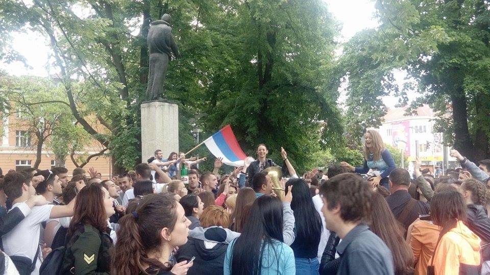 Banja Luka: Ovako to izgleda na njihov način (FOTO)
