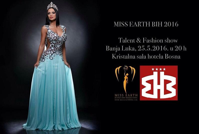 Finale izbora Miss Earth BiH u Banjaluci