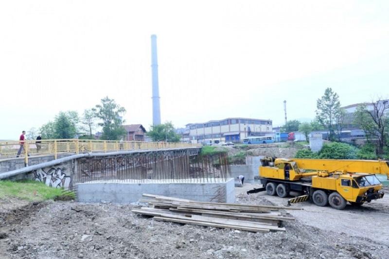 """Mještane Česme brine tempo gradnje mosta kod """"Incela"""""""