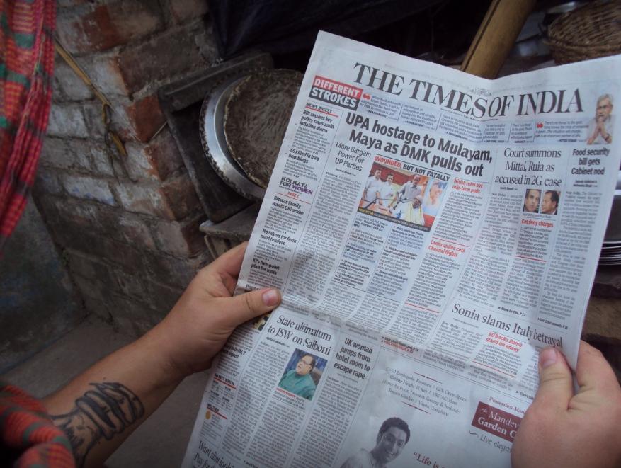 novine indija