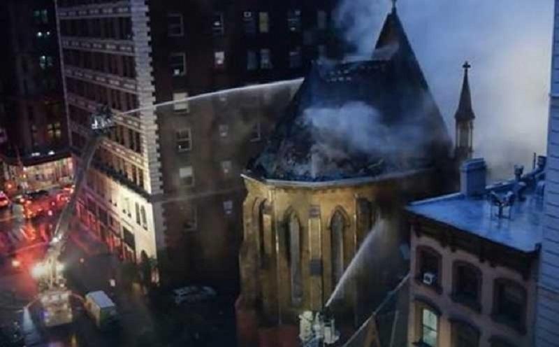 Četiri požara u pravoslavnim crkvama širom svijeta