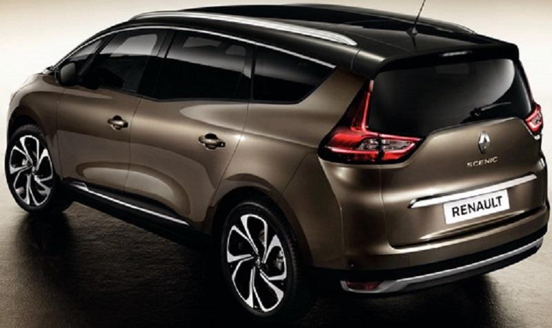 Novi Renault Grand Scenic (Video)