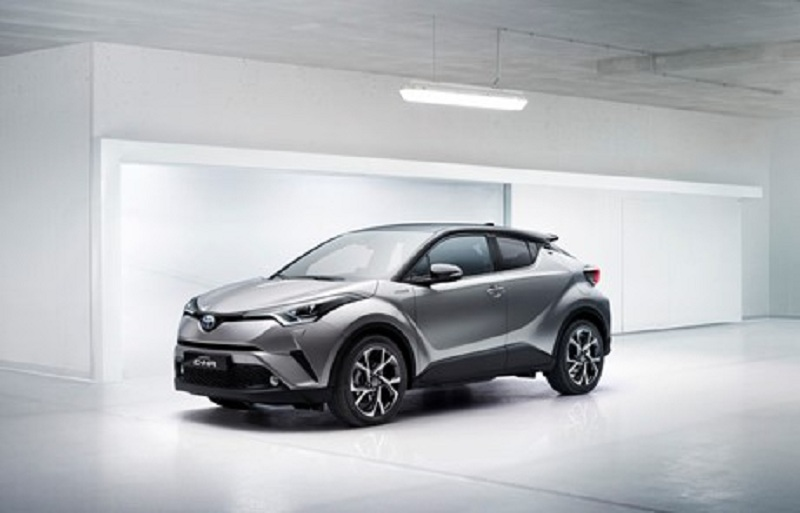 Toyota C-HR dobija snažniju verziju