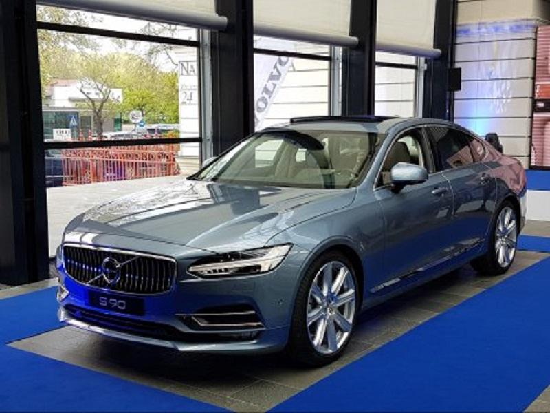 """""""Volvo S90"""" – švedska """"S-klasa"""""""