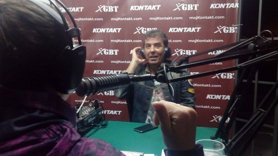 "Kiki Lesendrić: Kontaktov ""Otvoreni studio"" je pravi Rock and Roll!"