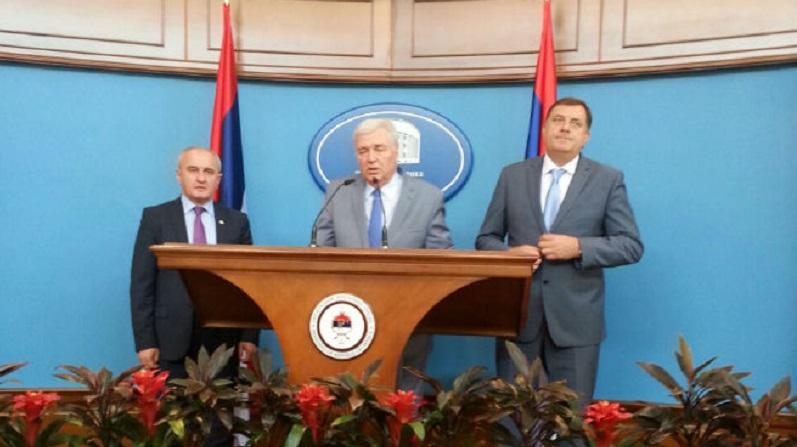 SNSD, DNS i SP potpisali sporazum o koaliciji na lokalnim izborima
