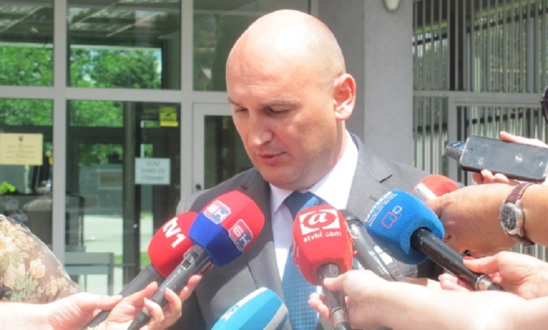 Bivši premijer Republike Srpske saslušan u Tužilaštvu BiH