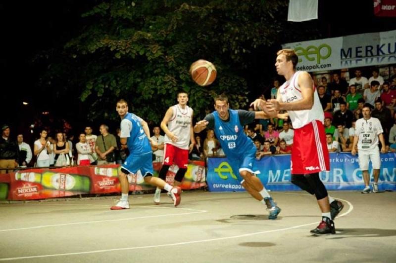 """Turnir u uličnoj košarci """"FIBA basket 3×3"""""""