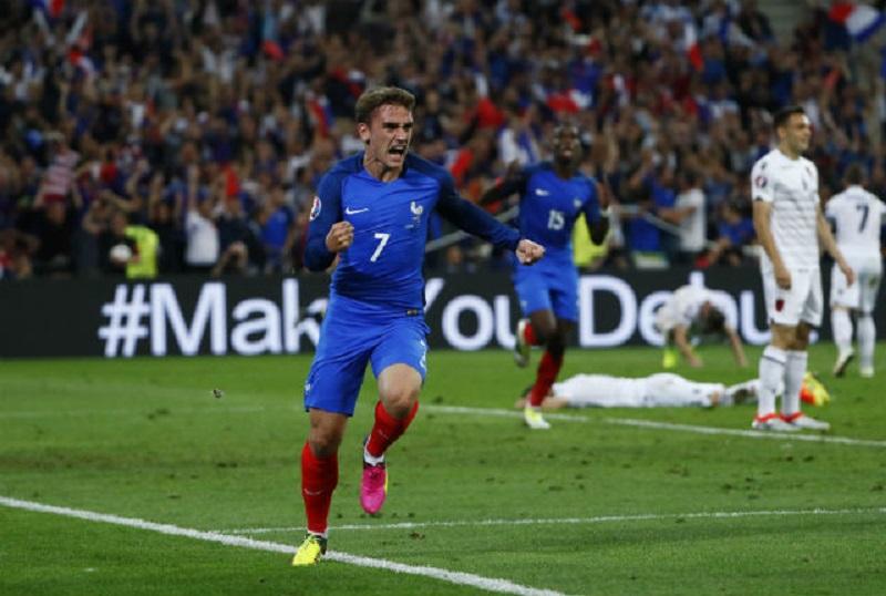 EURO: Francuska u nadoknadi do pobjede i četvrtfinala