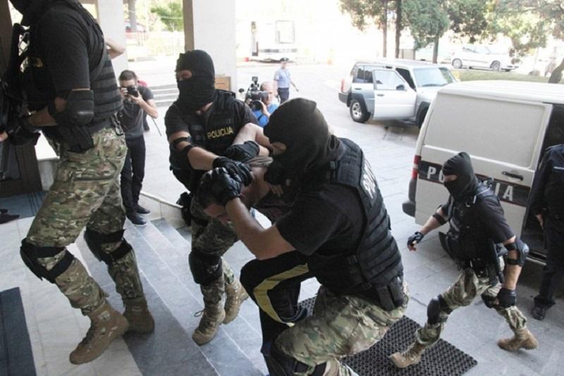 """Akcija """"Mreža"""": Pretresi na 50 lokacija, uhapšeno 30 lica"""