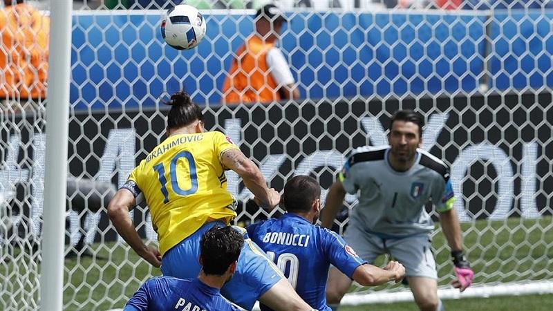 Italija pobijedila Švedsku i plasirala se u osminu finala