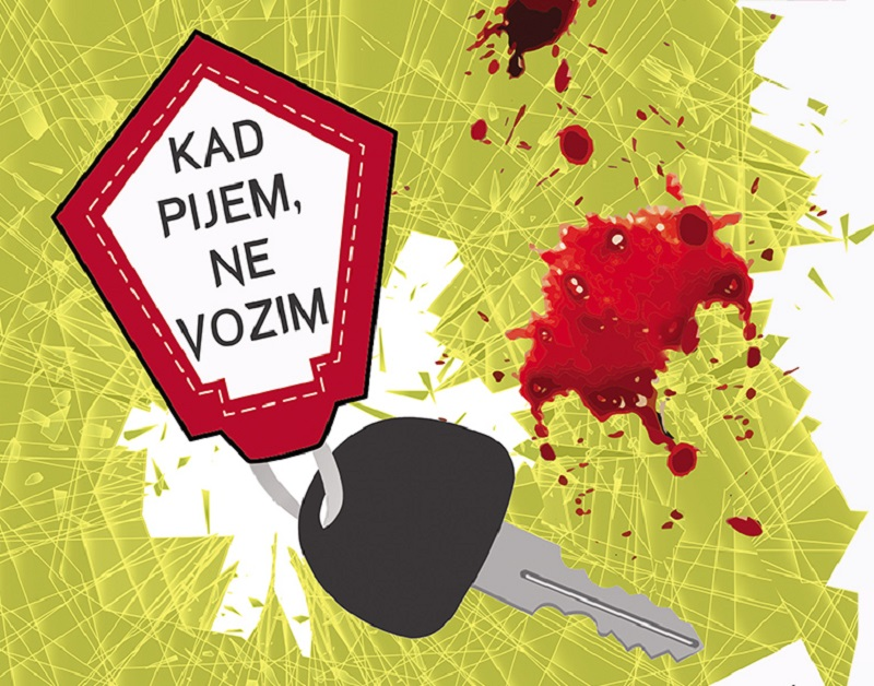 """Banjaluka: Počela kampanja """"Kad pijem – ne vozim"""""""