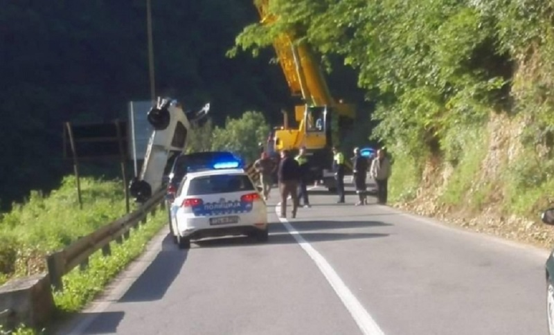 Dvije osobe poginule u kanjonu Vrbasa