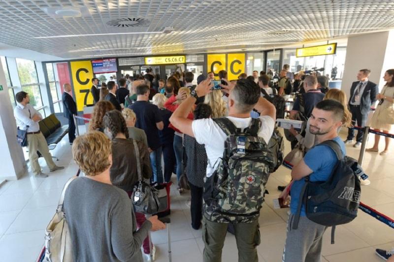 Nakon 24 godine: Poletio avion iz Beograda za Njujork