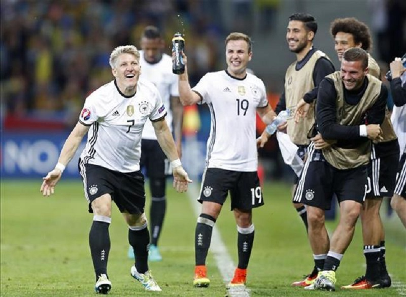 EURO: Rutinska pobjeda Njemačke na premijeri