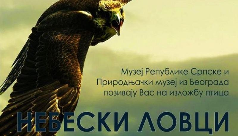 Muzej RS: Izložbu o pticama grabljivicama vidjelo 4000 ljudi