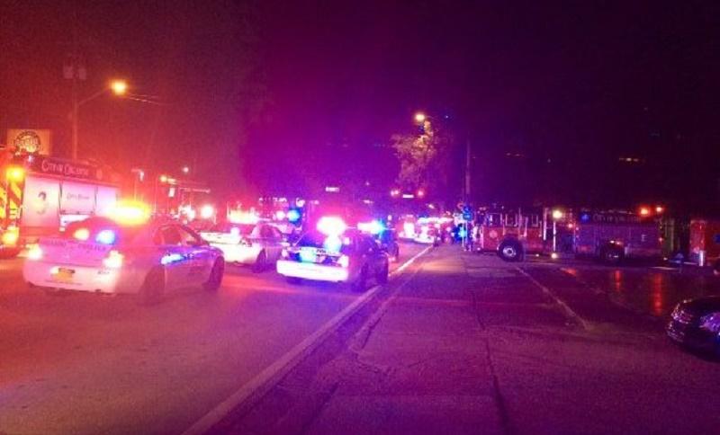 Masovna pucnjava i talačka kriza u noćnom klubu