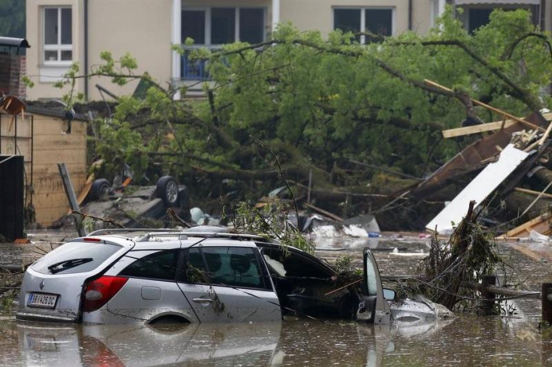 Katastrofalne poplave pogodile centralnu i zapadnu Evropu