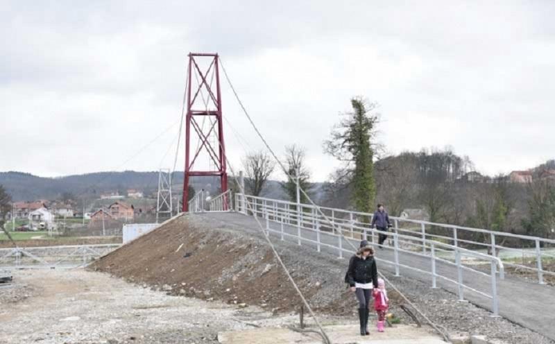Priječani: Most se dovršava, neće biti protesta