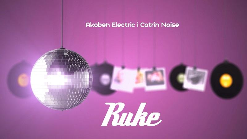 "Banjalučki muzičari Akoben Electric i Catrin Noise predstavljaju pjesmu ""Ruke""."