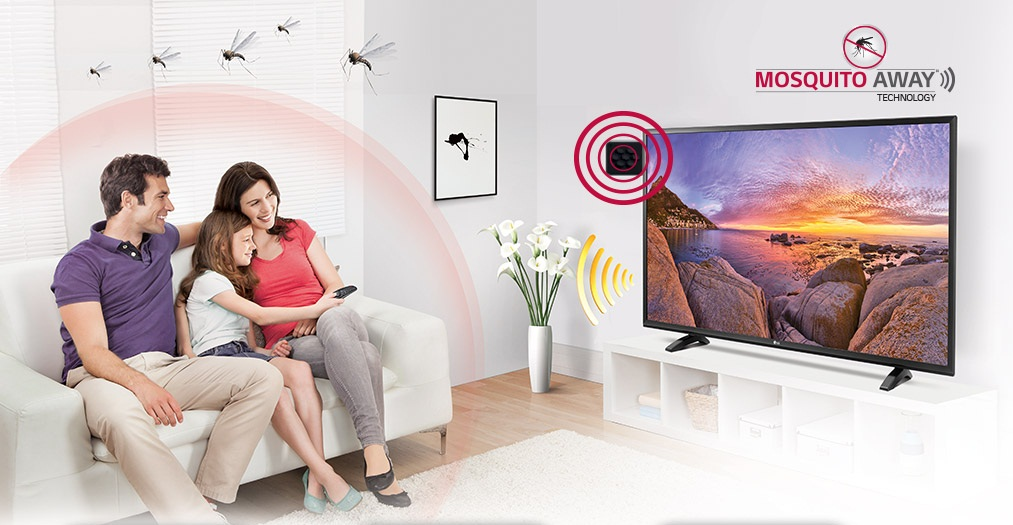 LG napravio televizor koji tjera komarce