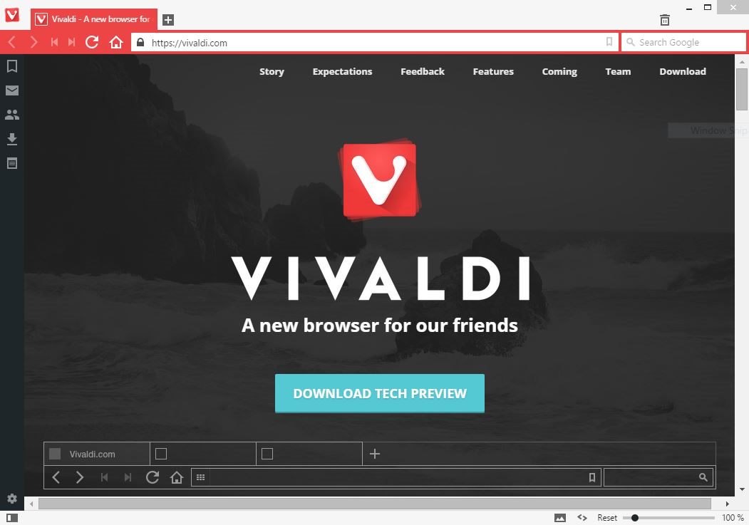 BRZ, LIJEP, FUNKCIONALAN: Vivaldi je novi browser (FOTO) (VIDEO)