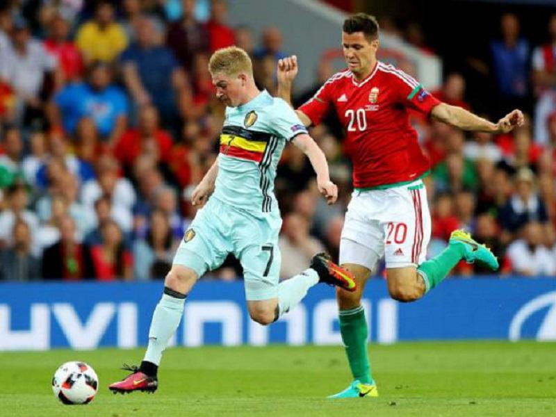 Belgija ubedljiva protiv Mađarske za četvrtfinale EP