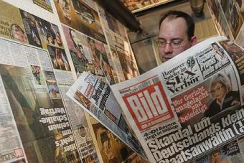 """Njemački """"Bild"""" najveća novina u Evropi"""