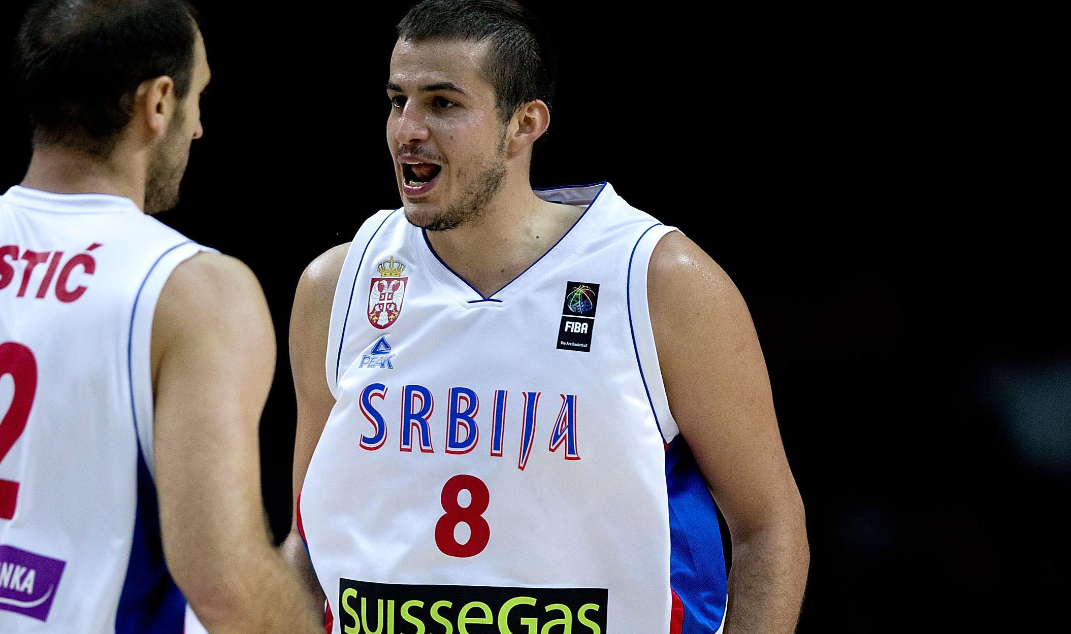 Srbija bez Bjelice u kvalifikacijama za Rio