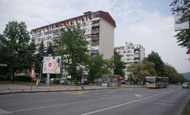 Obustava saobraćaja u Bulevaru vojvode Živojina Mišića