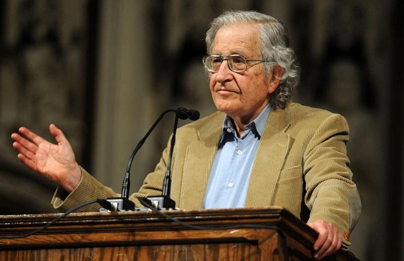 Čomski: Širenje NATO-a jedan od mnogih Klintonovih zločina