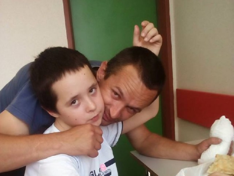 Apel za pomoć dječaku Radovanu Ogrizoviću
