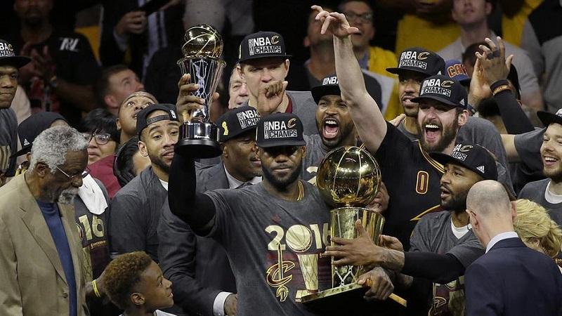 Klivlend osvojio titulu u NBA nakon epskog preokreta
