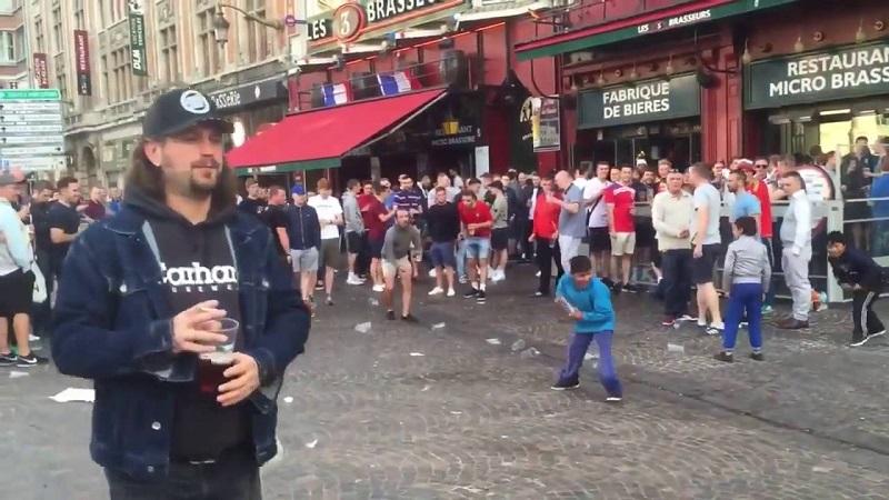 Francuska: Engleski navijači ponižavali djecu koja prose (VIDEO)