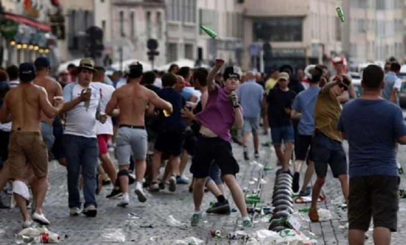 Francuska: Dvojica engleskih navijača osuđena zbog huliganizma