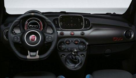 fiat500 cockpit