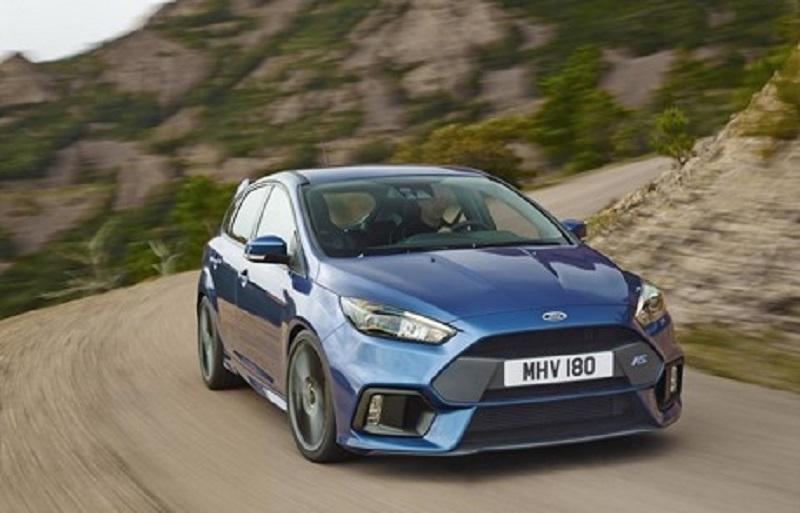 Ford razmišlja o modelu RS500