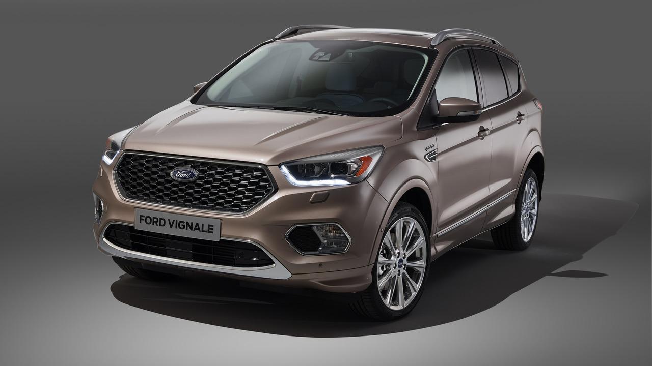 Ford Kuga Vignale potvrđena za Evropu