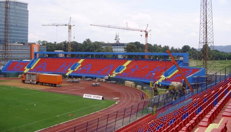 Krupa tražila da igra na Gradskom stadionu