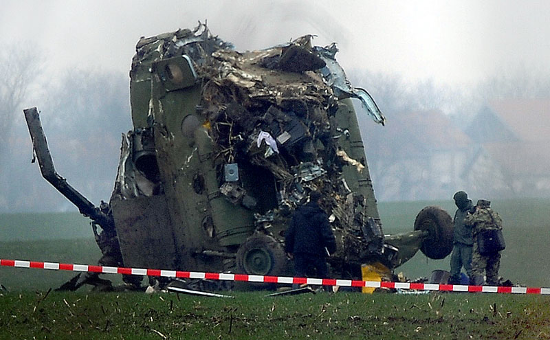 Srbija: Niko nije kriv za helikoptersku tragediju