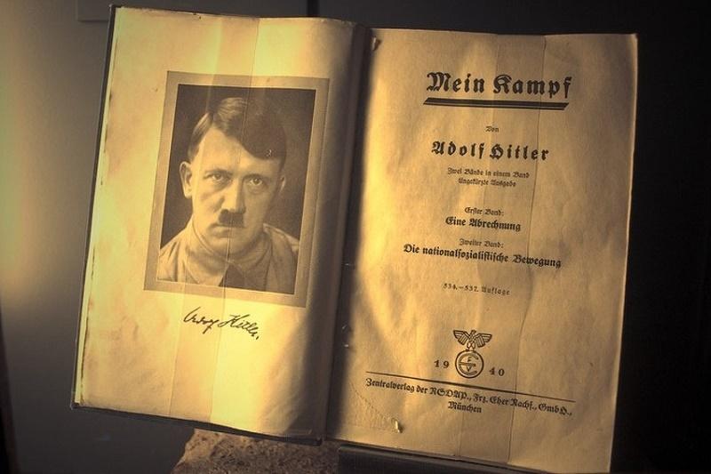 """Hitlerovo djelo kao dodatak: Italijanski list čitaocima ponudio """"Mein Kampf"""""""