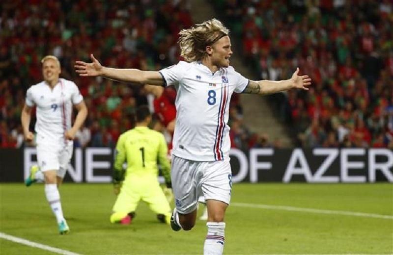 EURO: Islanđani iznenadili Portugal
