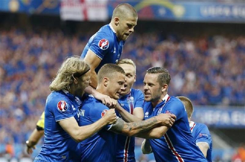 Island preko Engleske do četvrtfinala Eura