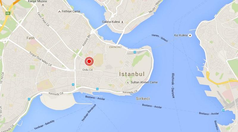 Istanbul: Napadnut policijski autobus, poginulo 11 ljudi