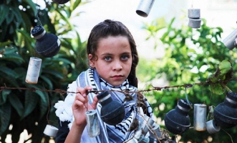 Džena Džihad, desetogodišnja novinarka iz Palestine
